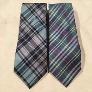 Chaps Classic Ties - 2 Ties!